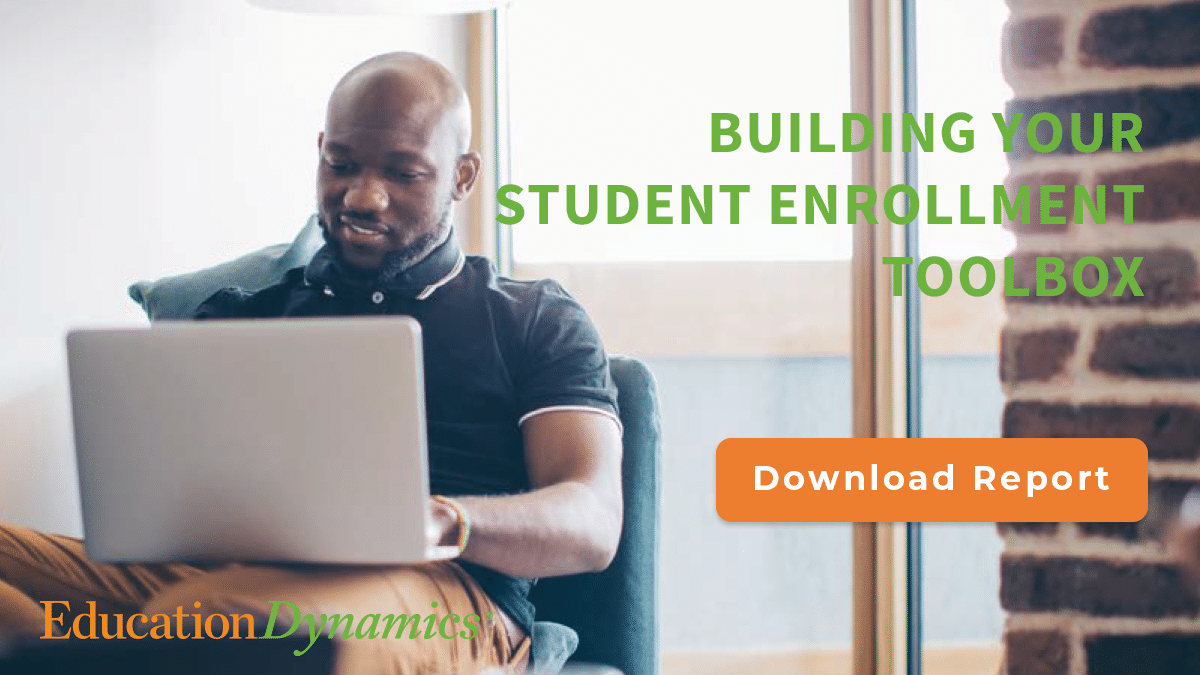 Building Your Student Enrollment Toolbox