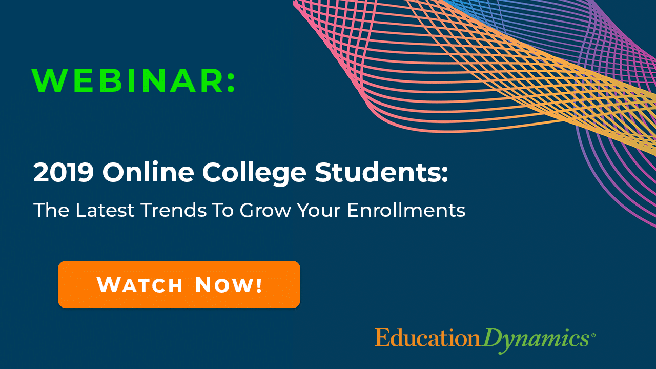 2019 Online College Students Report - The Latest Trends